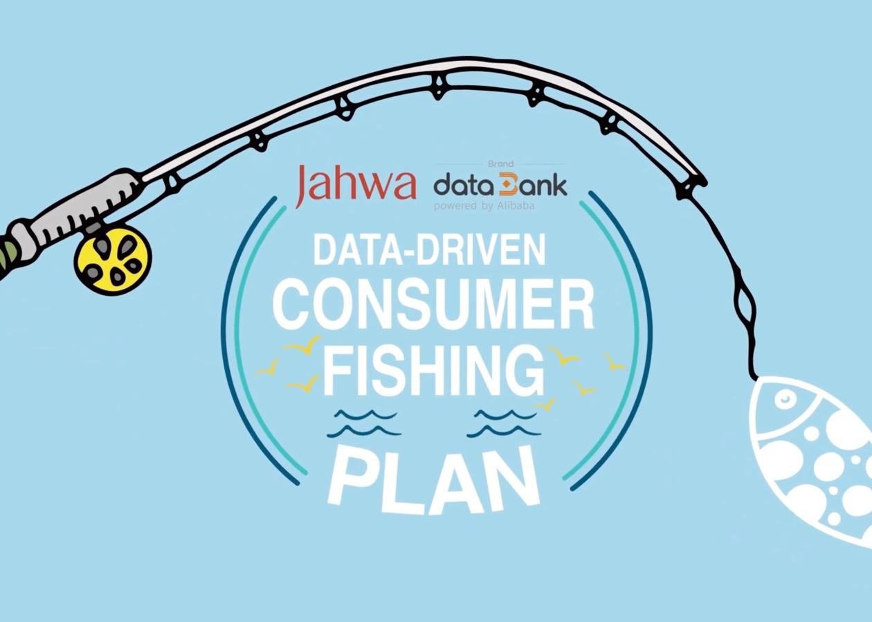 Shanghai Jahwa Consumer Fishing Plan·Databank Scene Marketing