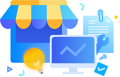 Online store & shopping site operation